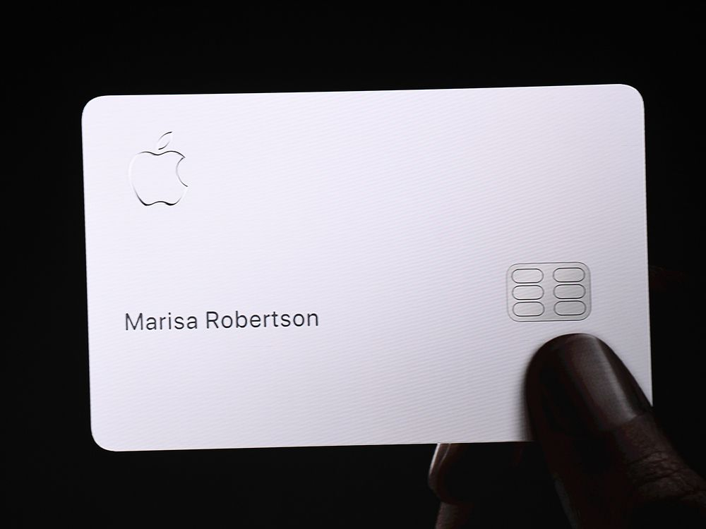 New Apple Goldman Sachs Credit Card Now Available to Thousands