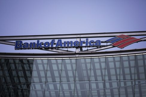 Bank of America's London Offices