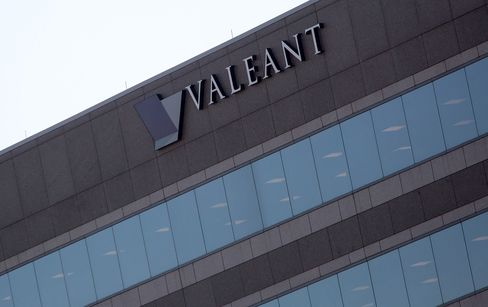Valeant Pharmaceuticals Headquarters As Investors Rise To Its Defense