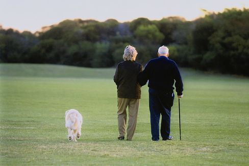 Scary Health-Care Statistics on the Broken-Down Boomer Generation
