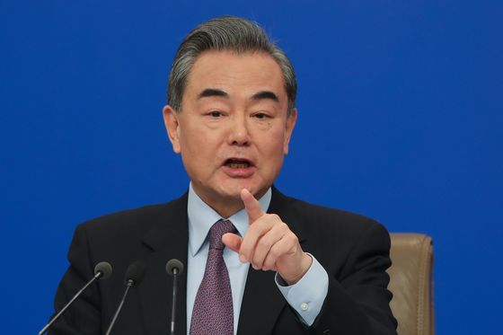 Europe's Diplomats to China Stress on Human Rights, Respect