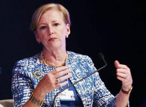 DuPont Chairman and Chief Executive Officer Ellen Kullman