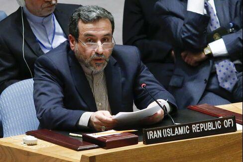 Iran Deputy Foreign Minister Abbas Araghchi