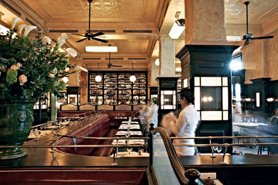 The London Balthazar looks identical to its American counterpart