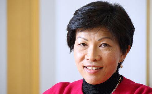 Goldman Sachs Chief Japan Strategist Kathy Matsui