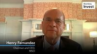 relates to MSCI's Henry Fernandez on COVID Redefining ESG
