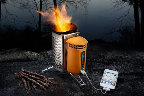 Can a Camp Stove (That Charges iPhones) Save Millions of Lives?