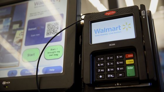 With Goldman Hires, McMillon Moves Closer to Bank of Walmart