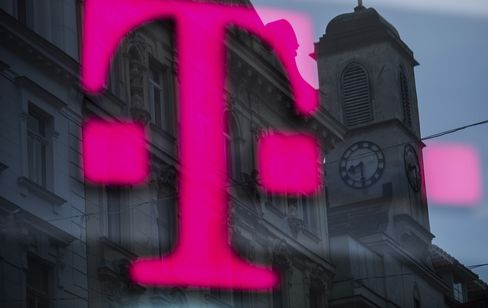 Telekom Austria AG Stores And Logos As Mobile Company Buys $1.3 Billion In National Airwave Sale