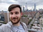A recent selfie taken by Kevin Kiprovski.
