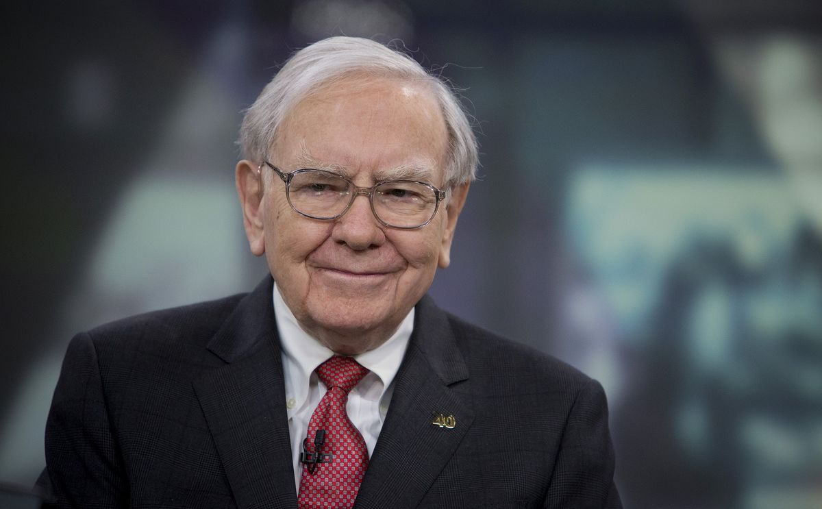 Buffett's Junk-Food Empire Adds Kale and Pea Protein to the Menu