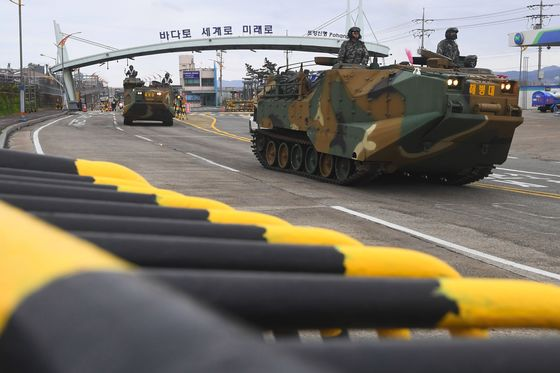Mattis Says U.S. Won't Suspend More South Korea Military Drills