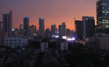 Architecture in Recession: China