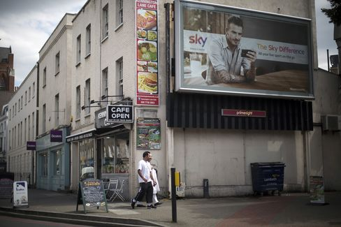 BSkyB Sales Beat Estimates as Ways to Watch TV Expand