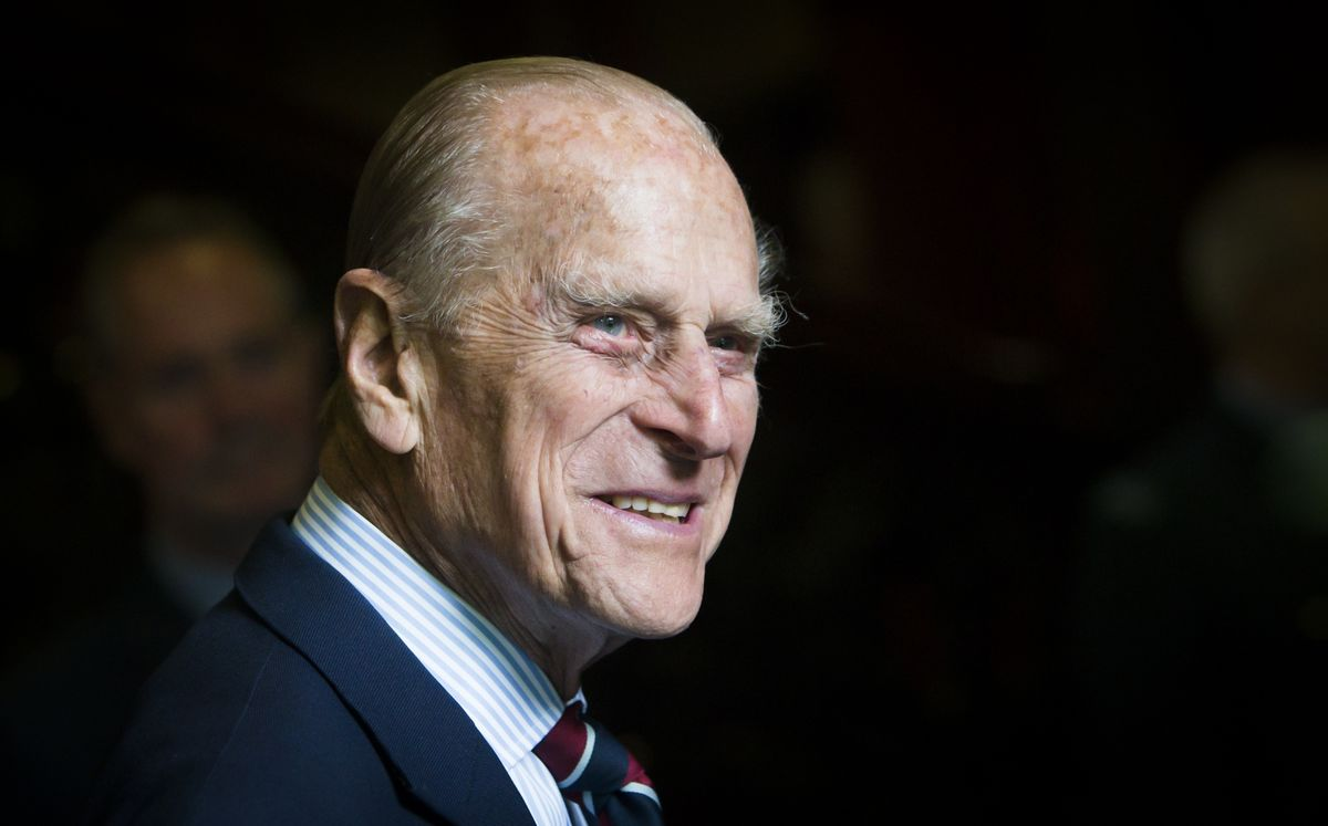 Prince Philip's Will To Stay Under Lock and Key in Judge's Safe