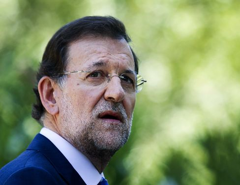 Rajoy Risks Riling ECB in Bid to Avoid Union Ire