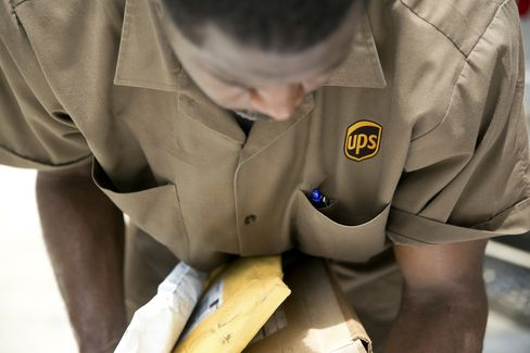 UPS to End Coverage for 15,000 Working Spouses Citing Health Law