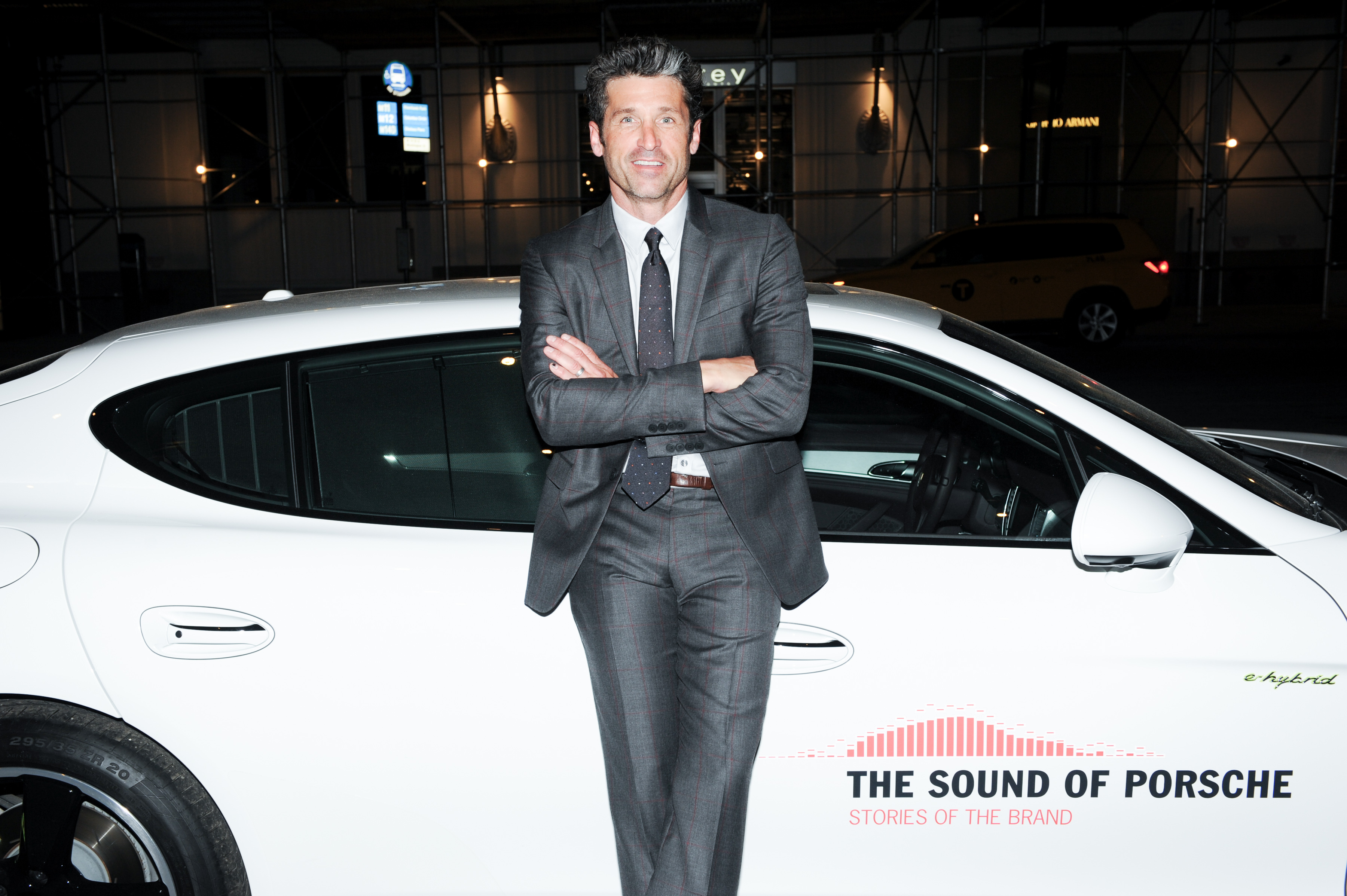 Patrick Dempsey Talks Porsche Formula 1 And How To Dominate The