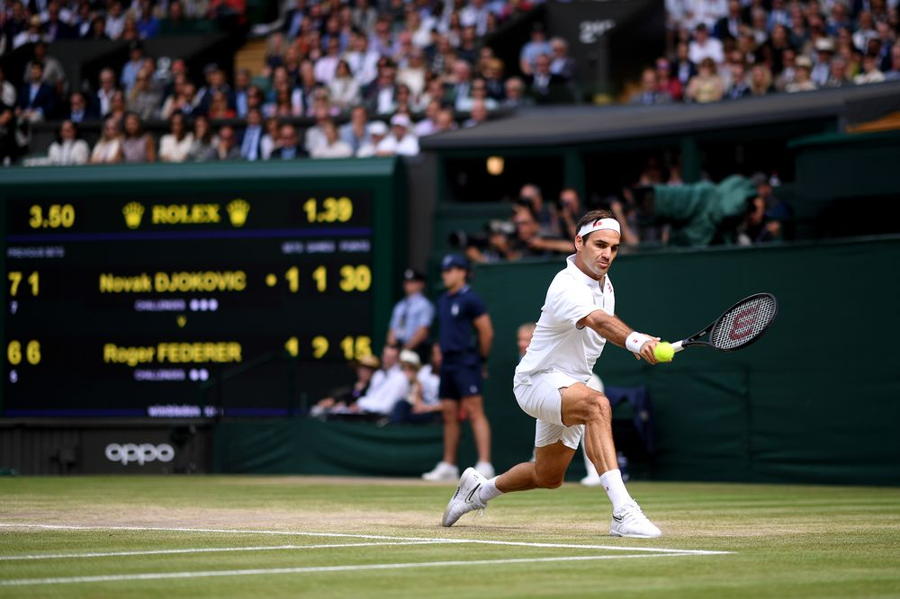 Wimbledon 2019 Final: Roger Federer Wants To Forget Defeat To ...