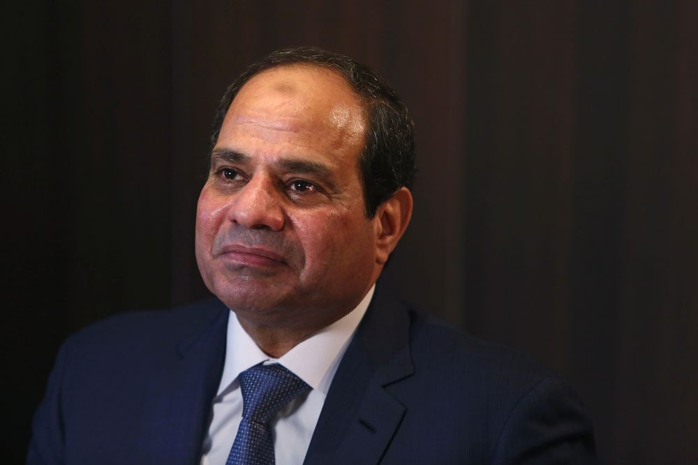 Egypt's Parliament Approves Article to Amend Presidential Term