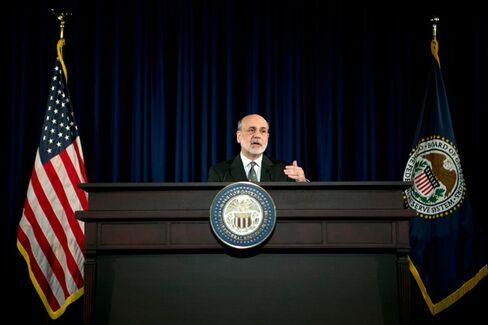 Why the Doves Rule at Bernanke's Fed