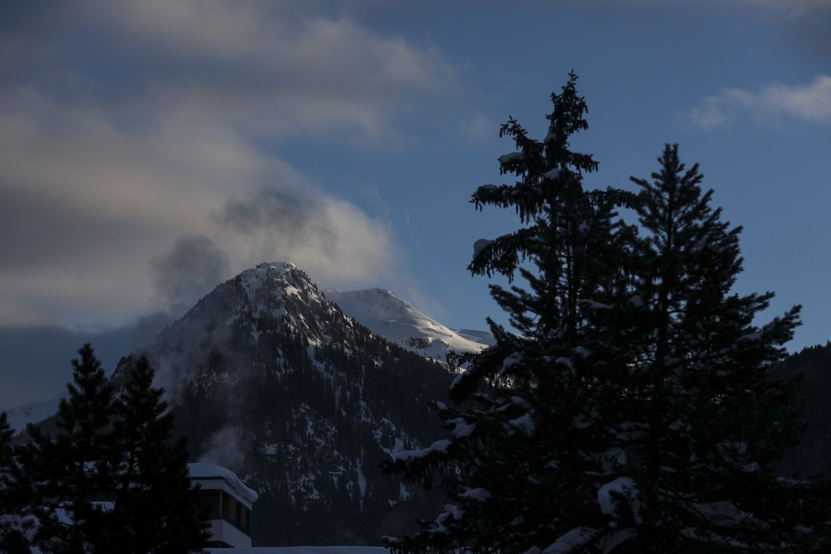 Clinics in Davos to Tackle Tuberculosis Now Treat Burnout