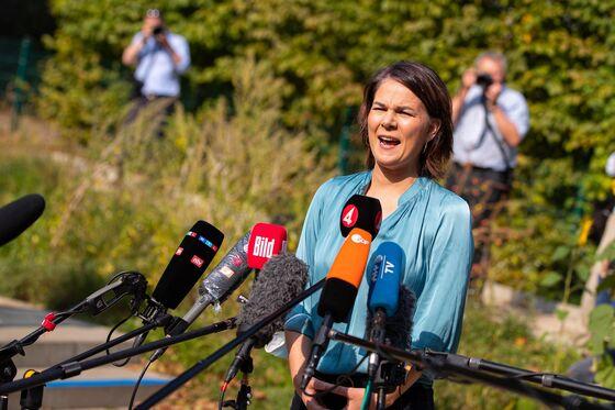 Germany Holds Watershed Vote to Choose Merkel's Successor