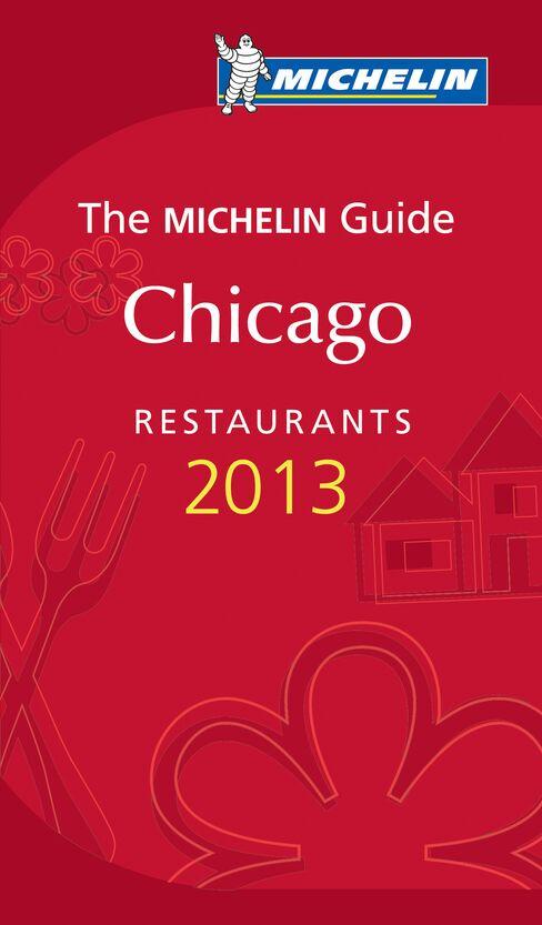 Michelin Guide Chicago 2013