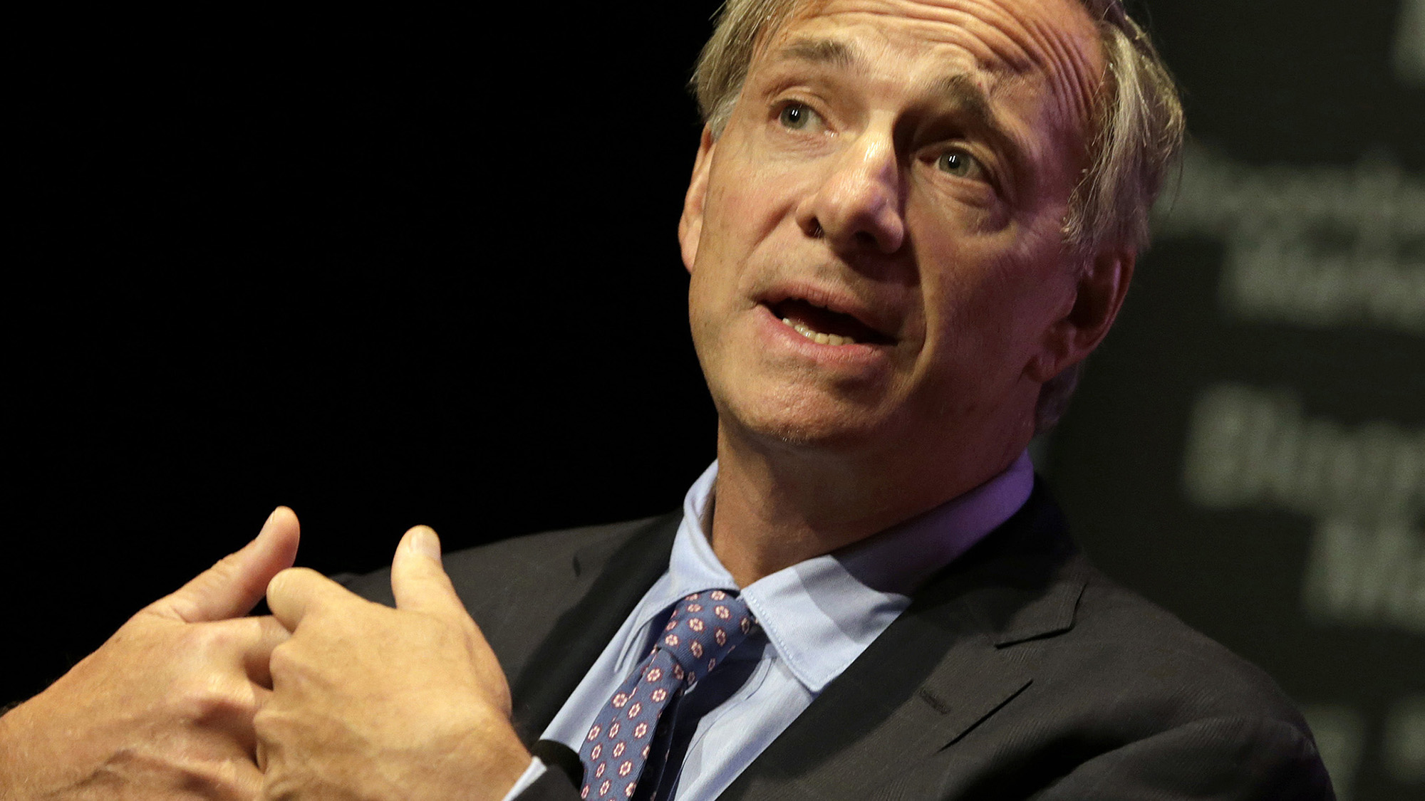 Ray Dalio Sours on Trump After Immigrant Ban, Joining Soros