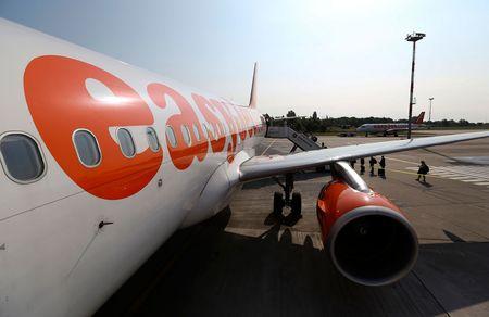 EasyJet profit slides after Brexit, terror attacks take a toll