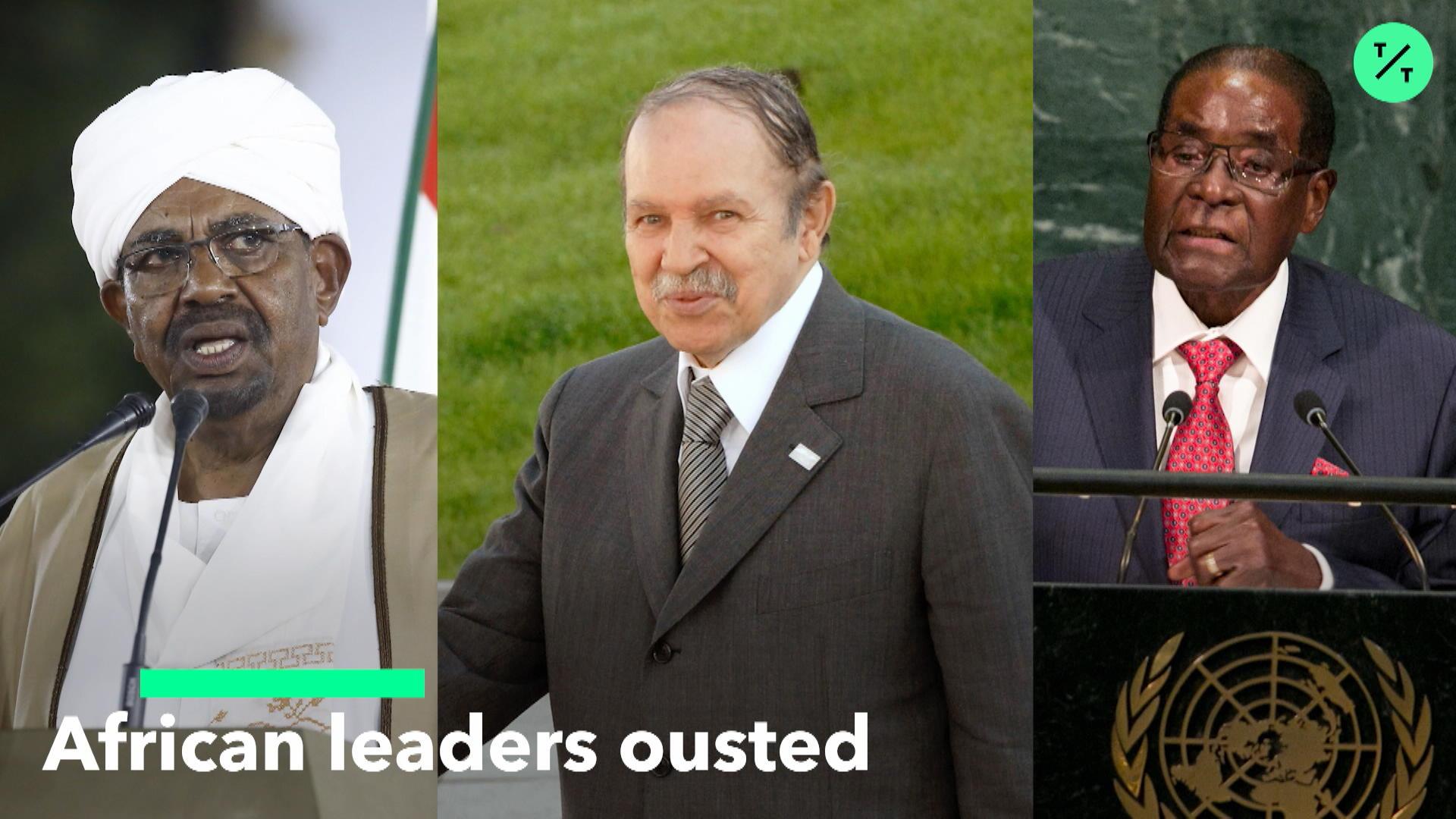 africa's longest serving leaders - HD1920×1080