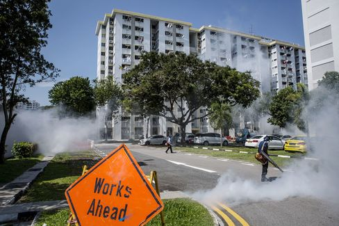 Malaysia detects first locally-transmitted Zika case