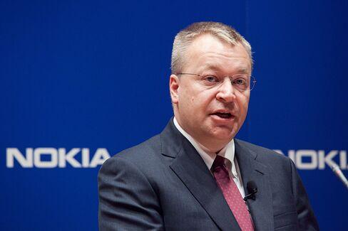 Nokia Oyj Stephen Elop