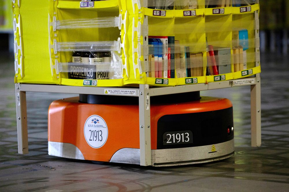 0ea06ddc7 Amazon s Clever Machines Are Moving From the Warehouse to Headquarters