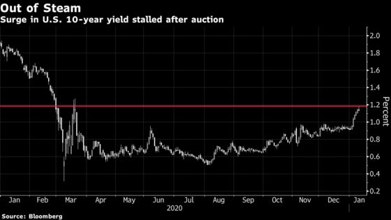 Strong Demand for Treasury Auction Shows Limits of Bear Case