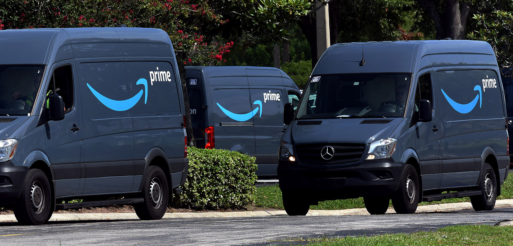 Amazon's Answer to Delivery Driver Shortage: Recruit Pot Smokers
