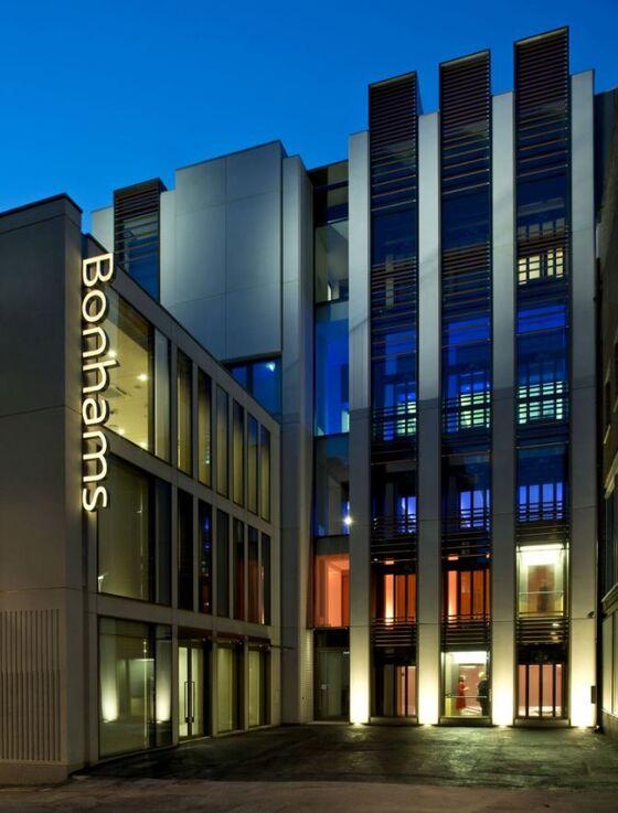 U.K. Buyout Firm Epiris Agrees to Acquire Bonhams Auction House