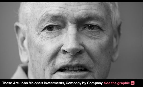 John Malone, the Cable Cowboy, Isn't Ready to Hang Up His Spurs