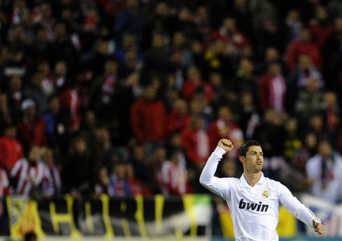 Ronaldo's Hat Trick Restores Real's Lead