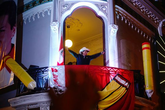 Tensions Rise in Peru as Presidential Runoff Vote Count Drags On