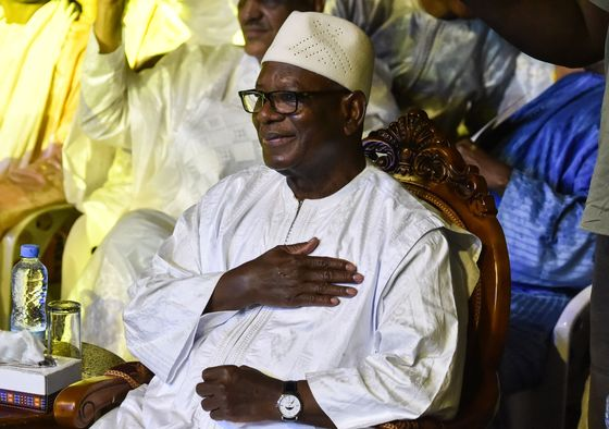 Mali President Keita Secures Second Term in Landslide Win
