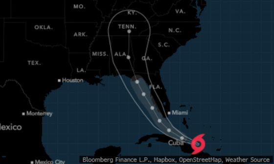 Fred May Be Upgraded to Tropical Storm, Will Drench Florida