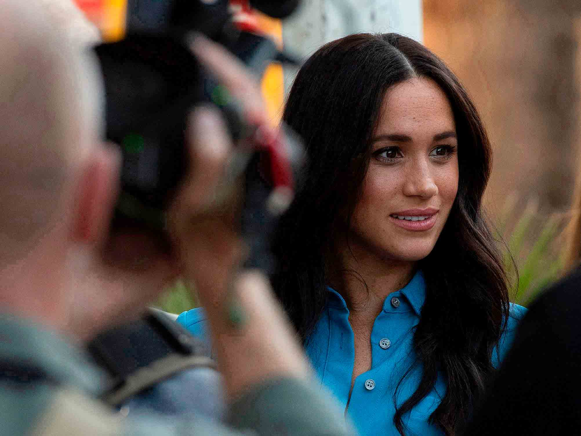 Duchess of Sussex Meghan Markle Says She Had Miscarriage - Bloomberg