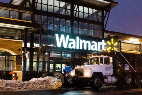 How Wal-Mart's Winter Hangover Helped Its Small-Box Strategy