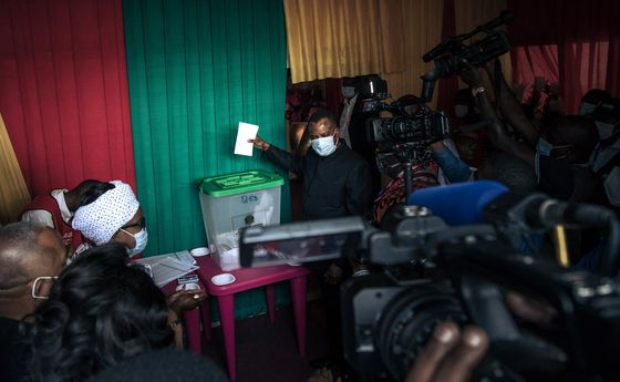 Congo Republic Leader Secures Fourth Term in Landslide Vote Win