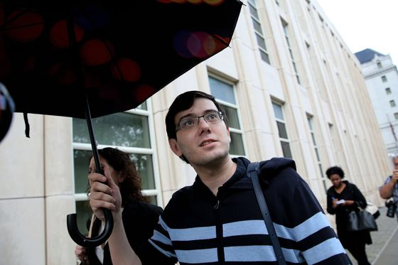 Martin Shkreli's Conviction Is Upheld by U.S. Appeals Court