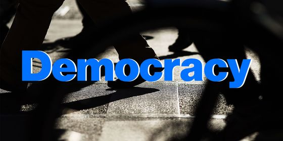 Democracy's Dividend Is the Right Kind of Growth