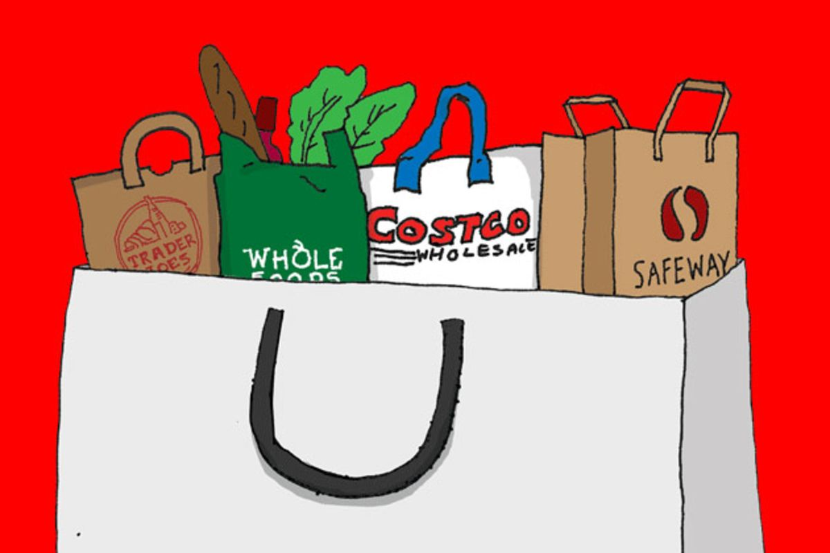 Instacart: Crowdsourcing Your Grocery Shopping