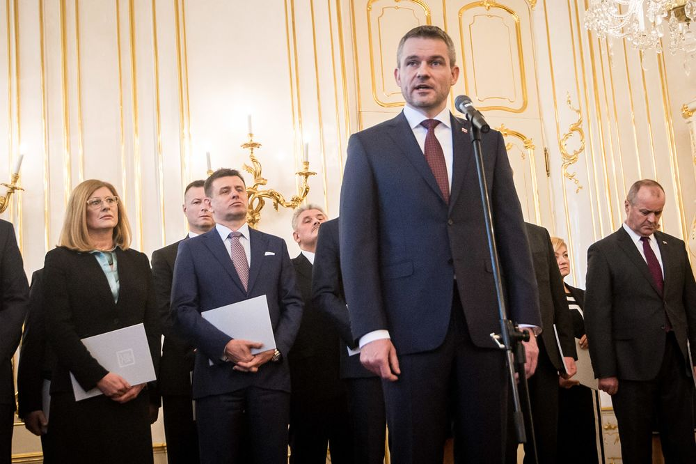 Slovak Protesters Stand Down After Appointment Of New Cabinet