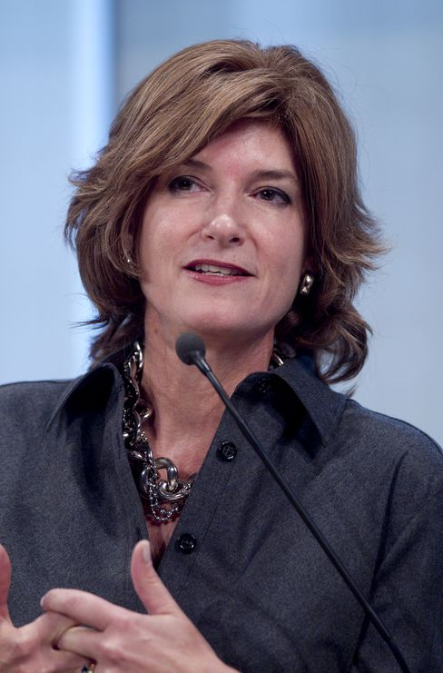 Time Inc. CEO Laura Lang Seeks Comeback